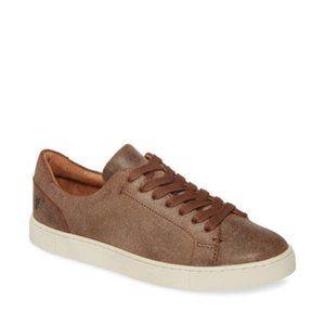 Frye Ivy Leather Sneaker 8 New $199